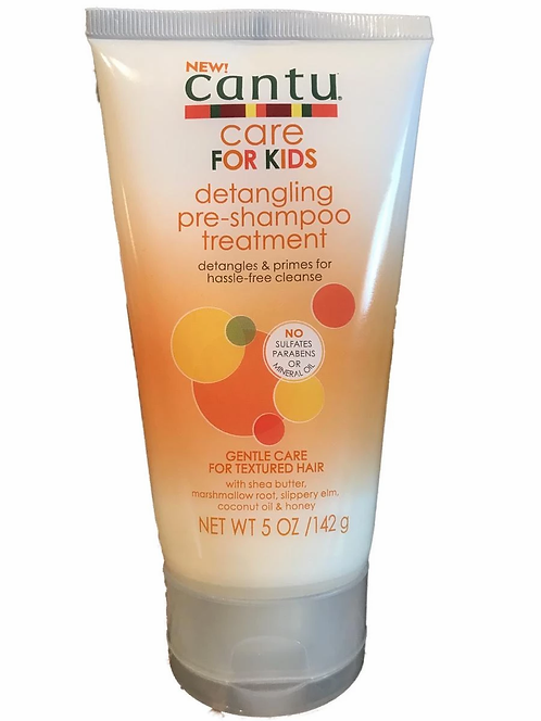 Cantu Care Kids Detangling Pre Shampoo