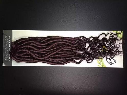 "EZ Crochet Bohemian Locs 14"""