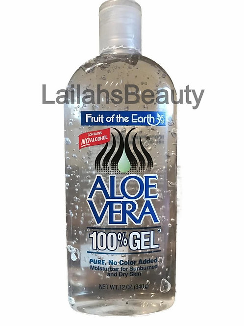 100% Aloe Vera Gel 12oz