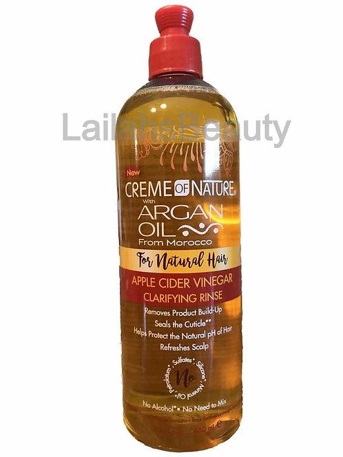 Creme of Nature Apple Cider Rinse 15.5 oz