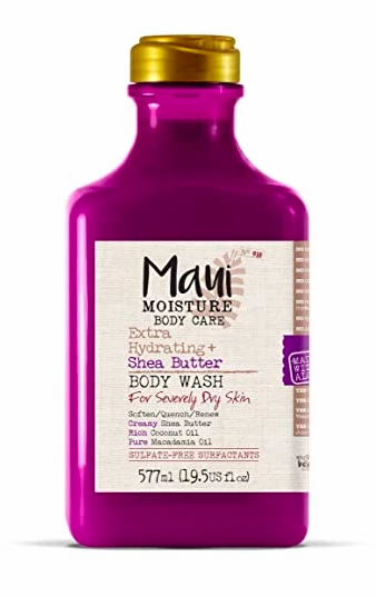 Maui Moisture Shea Butter Body Wash 19.5oz