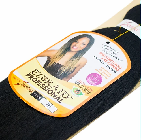 Spetra Pre stretched Braiding Hair 26 inch