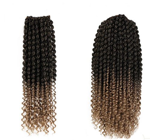 Water wave passion twist hair 20in