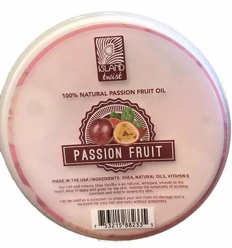 Passion Fruit Shea Butter Souffle 6.75oz