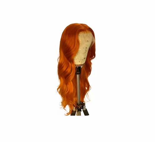 Ginger Body Wave Lace Front Wig 13x4x1