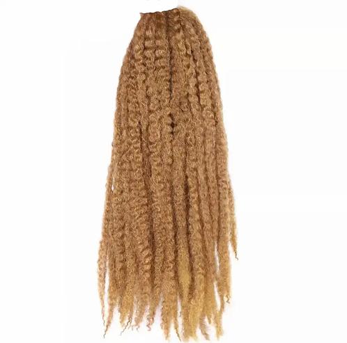 Long Soft Kinky Braiding Hair