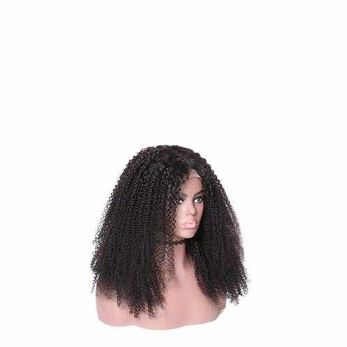 Brazilian Kinky Curly 360 Lace Wig 12-24in