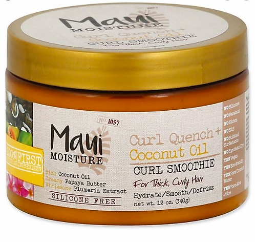 Maui Moisture Coconut Oil Curl Smoothie