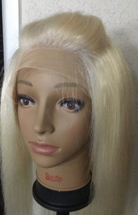 613 Blonde Human Full Lace Wig