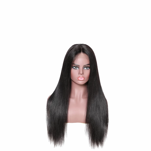 360 Straight Lace Front Wig Brazilian