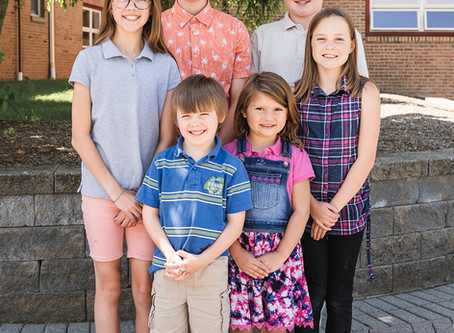 Why send your child to Sussex Christian School?
