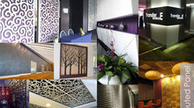 Design Wall Panel in Pinterest