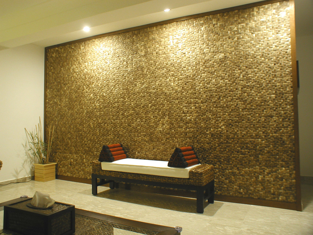 coconut wall panel