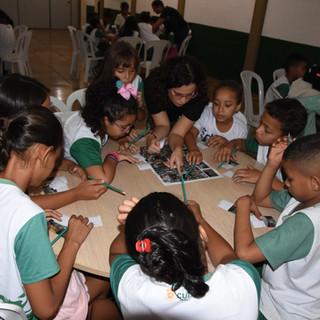 Atividade de análise do centro de Cuiabá, MT. Foto: Jorge Pinho