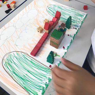 Workshop sobre ferramentas para ensino urbanístico em sala de aula. Fotos: Pistache Editorial