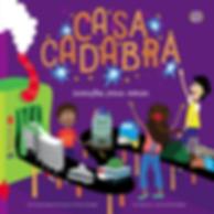 Casacadabra: architecture book for children