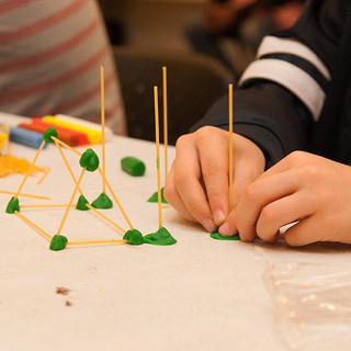 Estruturas. Foto: André Jensen