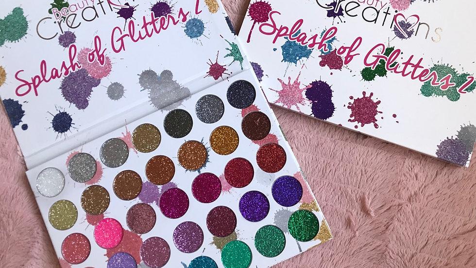 Paleta Splash of Glitter 2