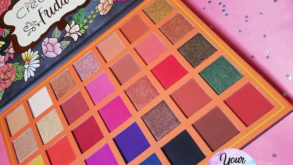 Paleta de sombras Frida Beauty Creations
