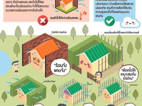 เคล็ดลับหมอบ้าน #08 : รั้วบ้านต้องโปร่ง บ้านจึงจะโล่งสบาย