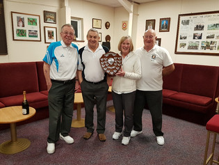 Toby Hutchinson Wealth Management Trophy