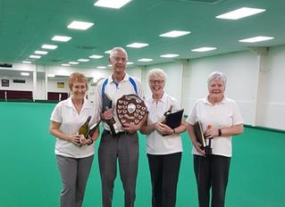 Hutchinson Wealth Management Trophy