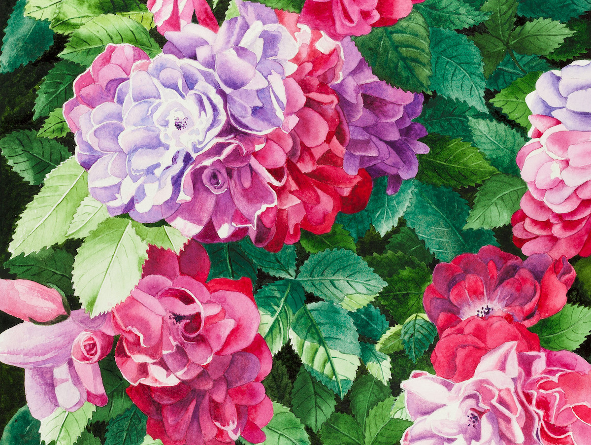 Fleurir à cœur joie