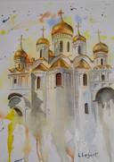 Église de l'annonciation, Moscou