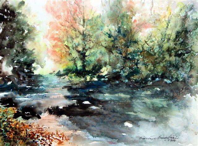 La rivière Simon