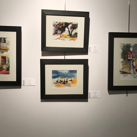 Exposition petits formats 2018