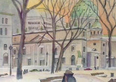 Cathédrale Marie Reine du monde, Montréal