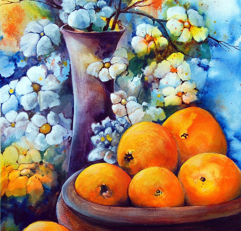 Bouquet d'oranges