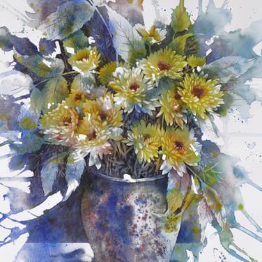 39- Un bouquet pour ma mère