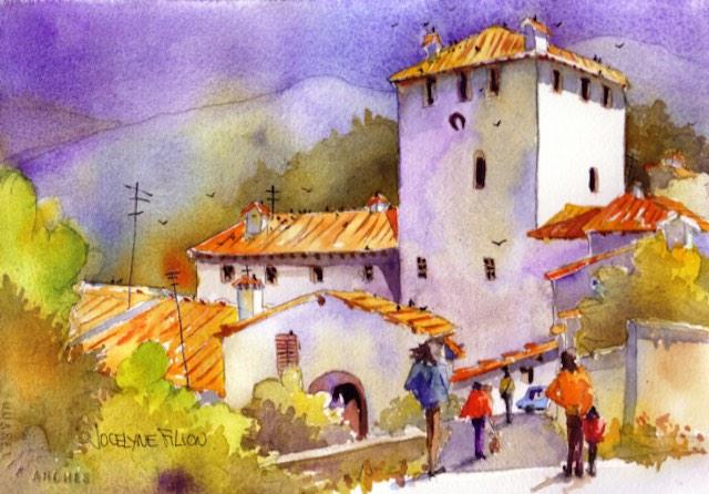Brenna Toscane Italie