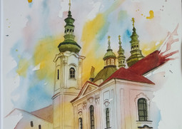 Église St-Nicolas, Prague