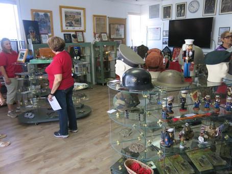 DAV military museum showcases Coolidge veterans' proud history