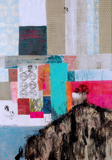 observing the mind's quilt