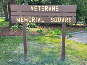 Chatham, IL Veterans Memorial Square