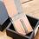 Thumbnail: 材料包 (皮製短夾材料包, 拼色短錢包配零錢格手縫材料包)