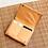 Thumbnail: 手縫短夾短銀包