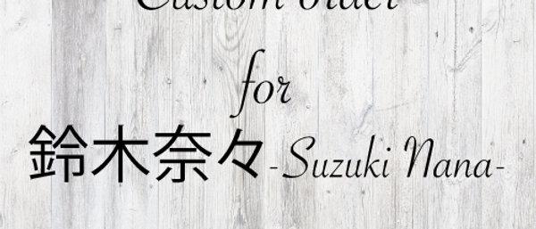 Delivery cost for 鈴木奈々-Suzuki Nana-