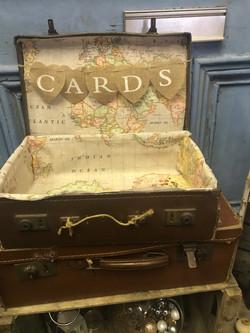 Map Case Card Box