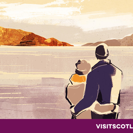 Saving for a Honeymoon? | Minimoon Destination Ideas from VisitScotland