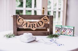 Crate Card Box
