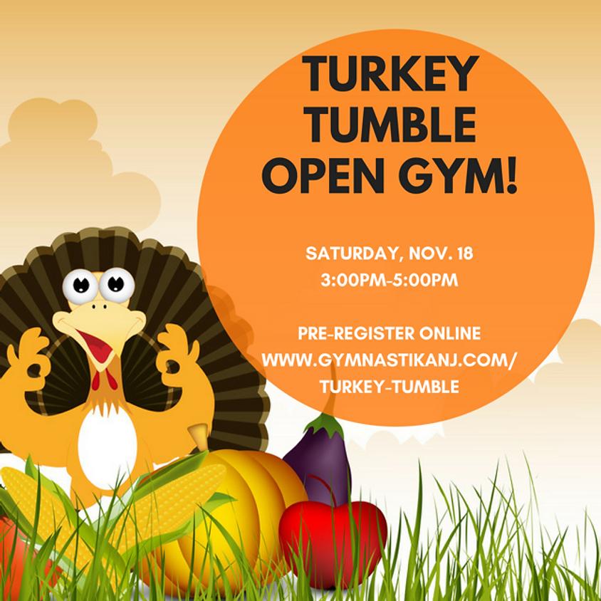 Turkey Tumble Open Gym