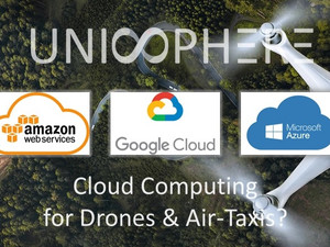 Does Cloud Computing enable Urban Air Mobility (UAM)?
