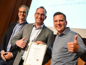 Unisphere rewarded at Schwäbisch Media Start-up Competition