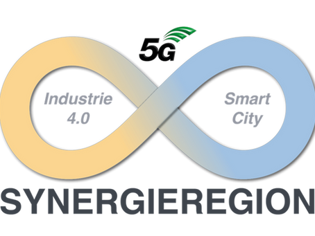"""Joint 5G Project """"SynergieRegion"""" funded with 4 million euros by German Government"""