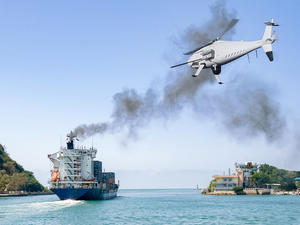 Unisphere Flight Management to boost Ship Emission Monitoring by Drone