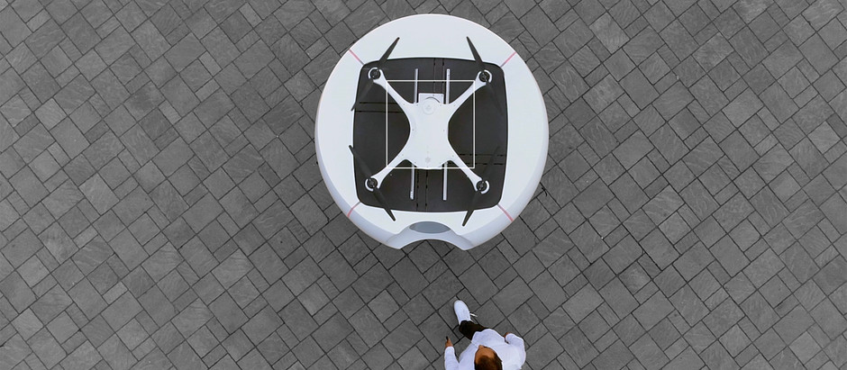 Unisphere engages Matternet for autonomous Drone delivery above the skies of Zurich